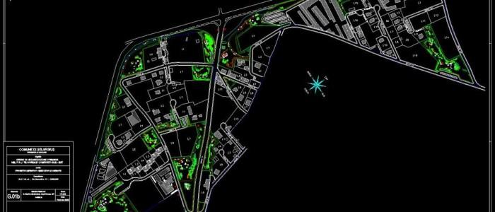 Anni 2002 – 2005 Piano di Risanamento Urbanistico