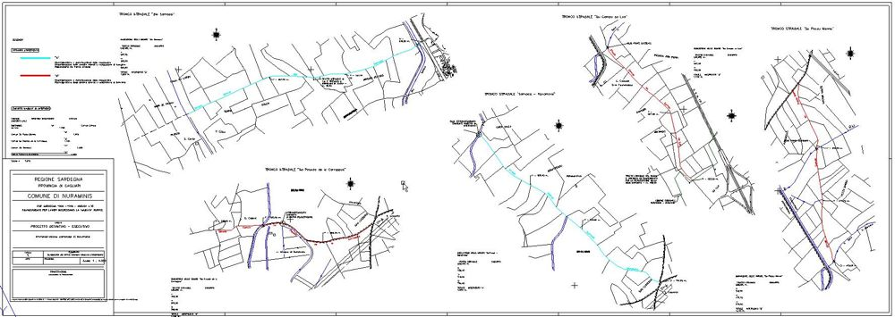 Committente: Amministrazione Comunale di Nuraminis (CA)